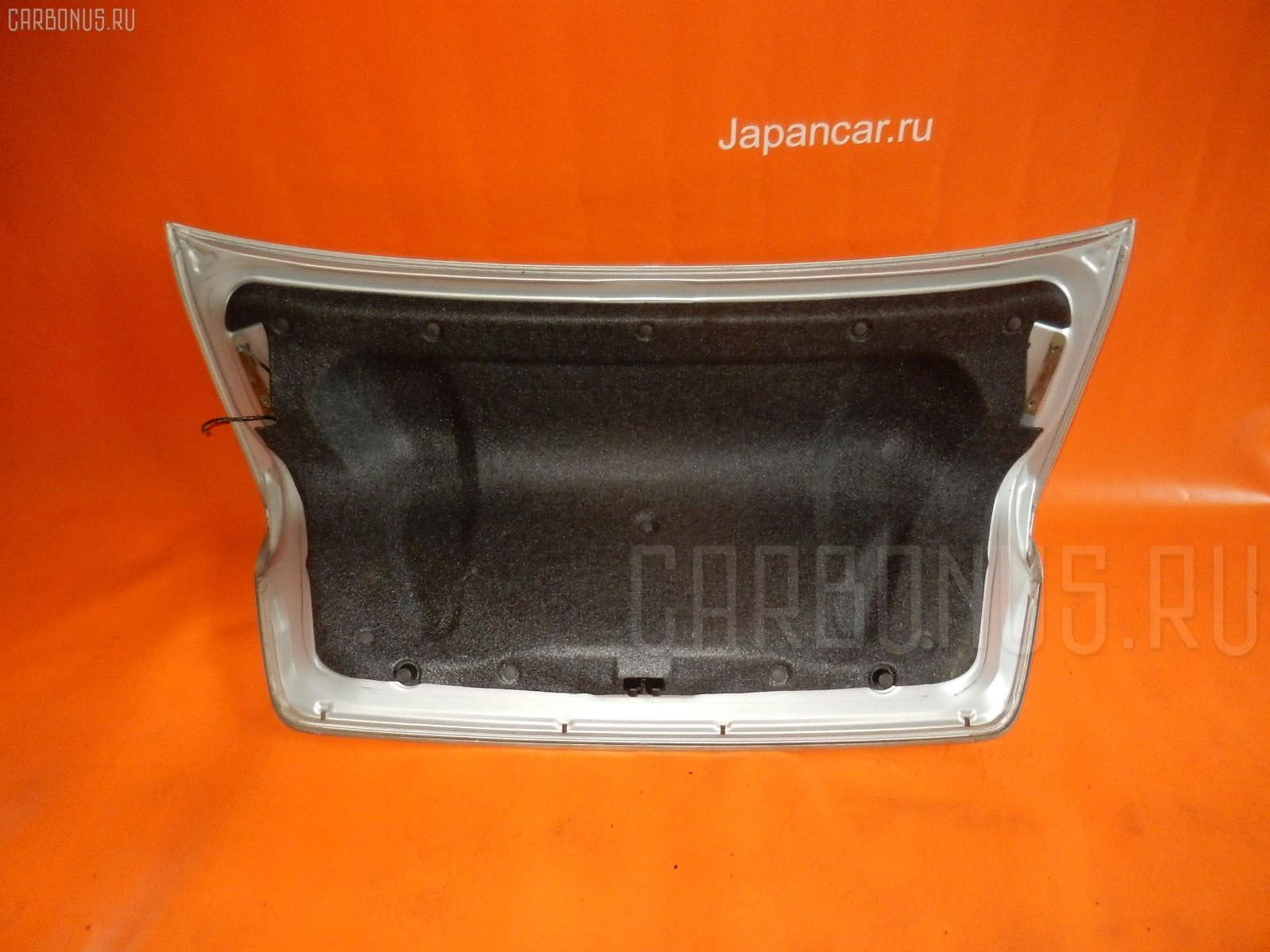Крышка багажника SUBARU LEGACY BLE. Фото 3