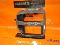 Консоль магнитофона Mitsubishi Delica space gear PE8W Фото 1