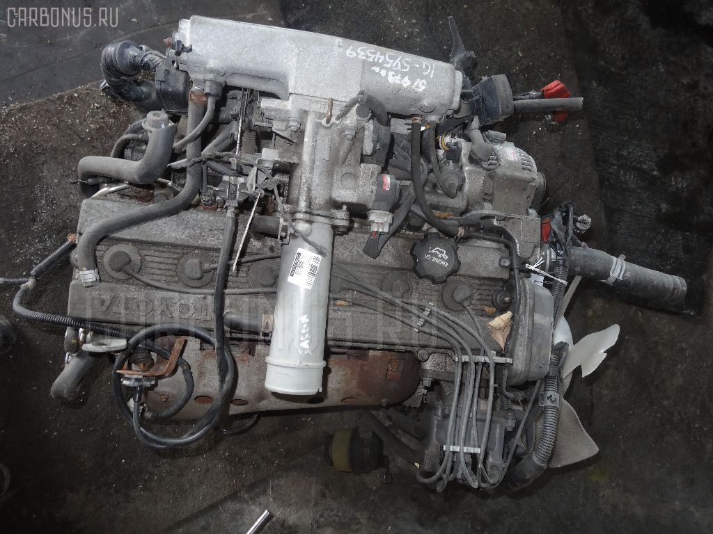 Двигатель TOYOTA CHASER GX90 1G-FE Фото 1