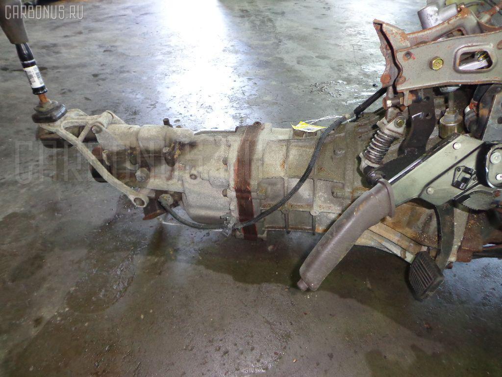 КПП механическая TOYOTA CHASER GX90 1G-FE Фото 5