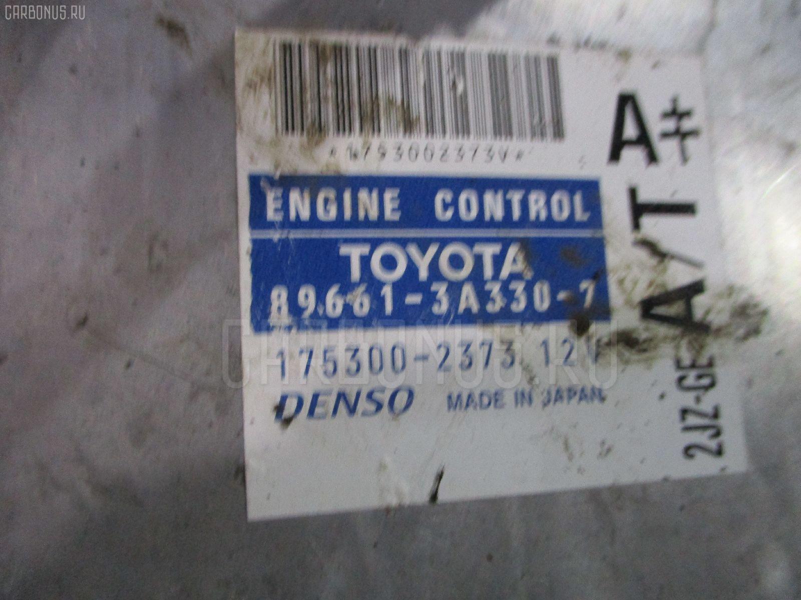 Двигатель TOYOTA CROWN JZS155 2JZ-GE Фото 4