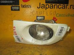 Туманка бамперная Nissan Bluebird sylphy FG10 Фото 1