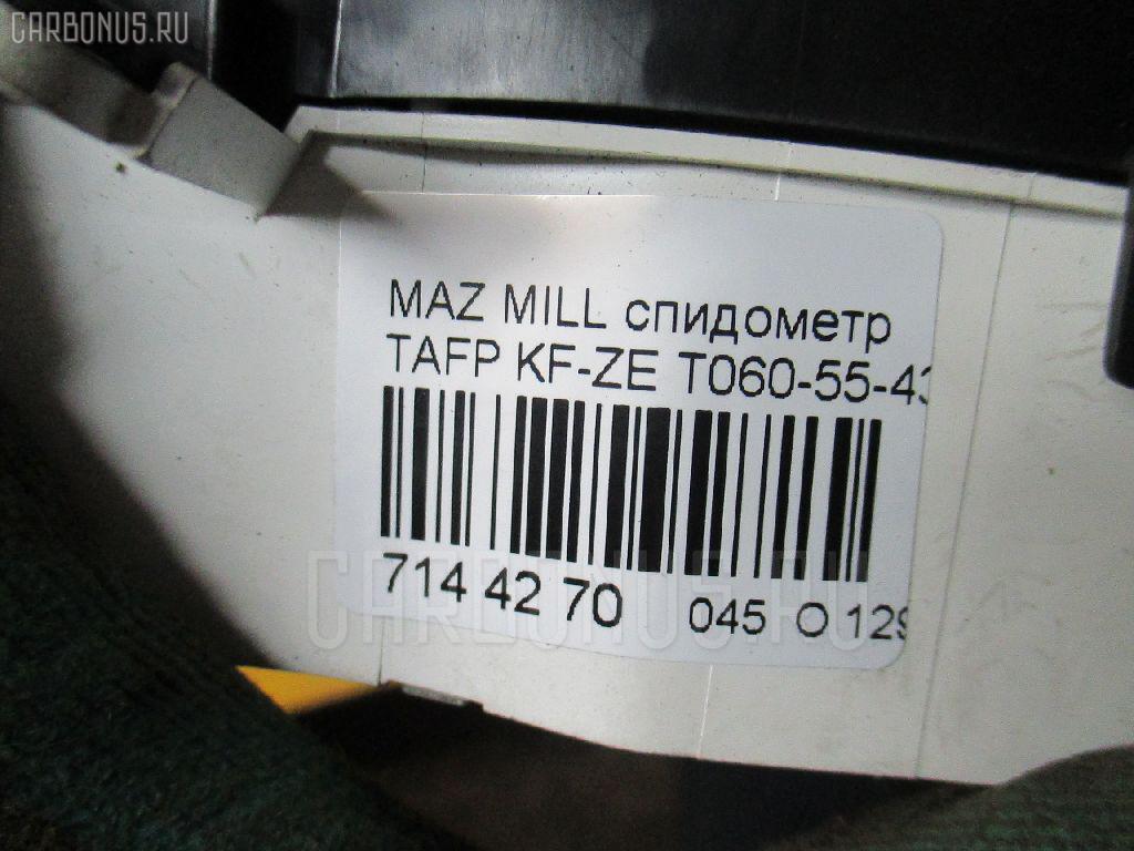 Спидометр MAZDA MILLENIA TAFP KF-ZE Фото 3