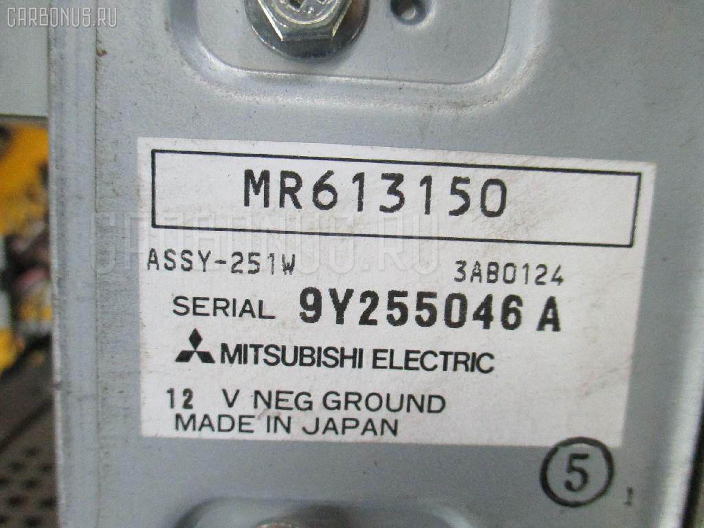 Блок управления климатконтроля MITSUBISHI DIAMANTE F31A 6G73 Фото 1