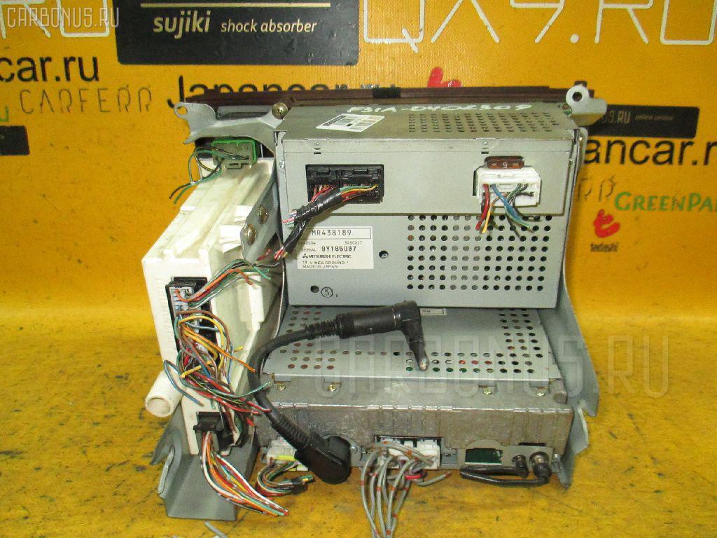 Блок управления климатконтроля MITSUBISHI DIAMANTE F31A 6G73 Фото 3