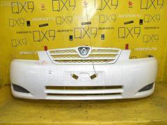 Бампер Toyota Allex NZE124 Фото 1