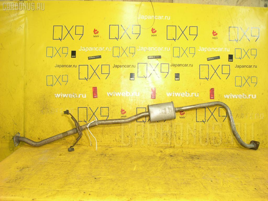 Глушитель MAZDA DEMIO DW3W B3-ME. Фото 6