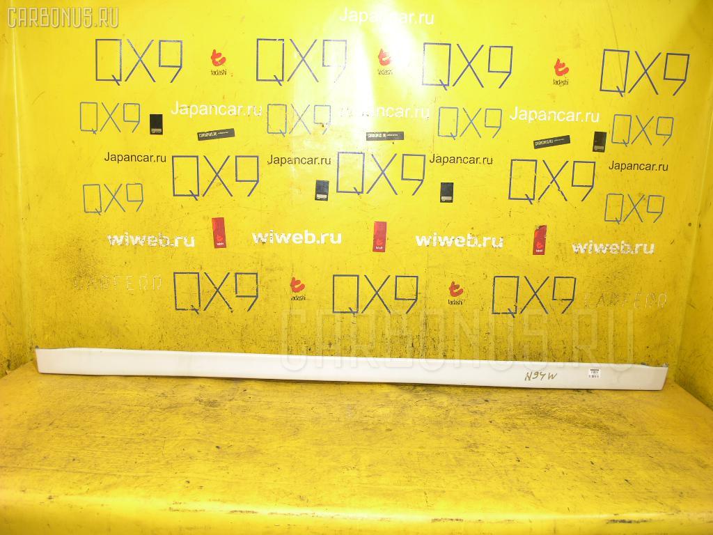 Порог кузова пластиковый ( обвес ) MITSUBISHI CHARIOT GRANDIS N94W. Фото 3