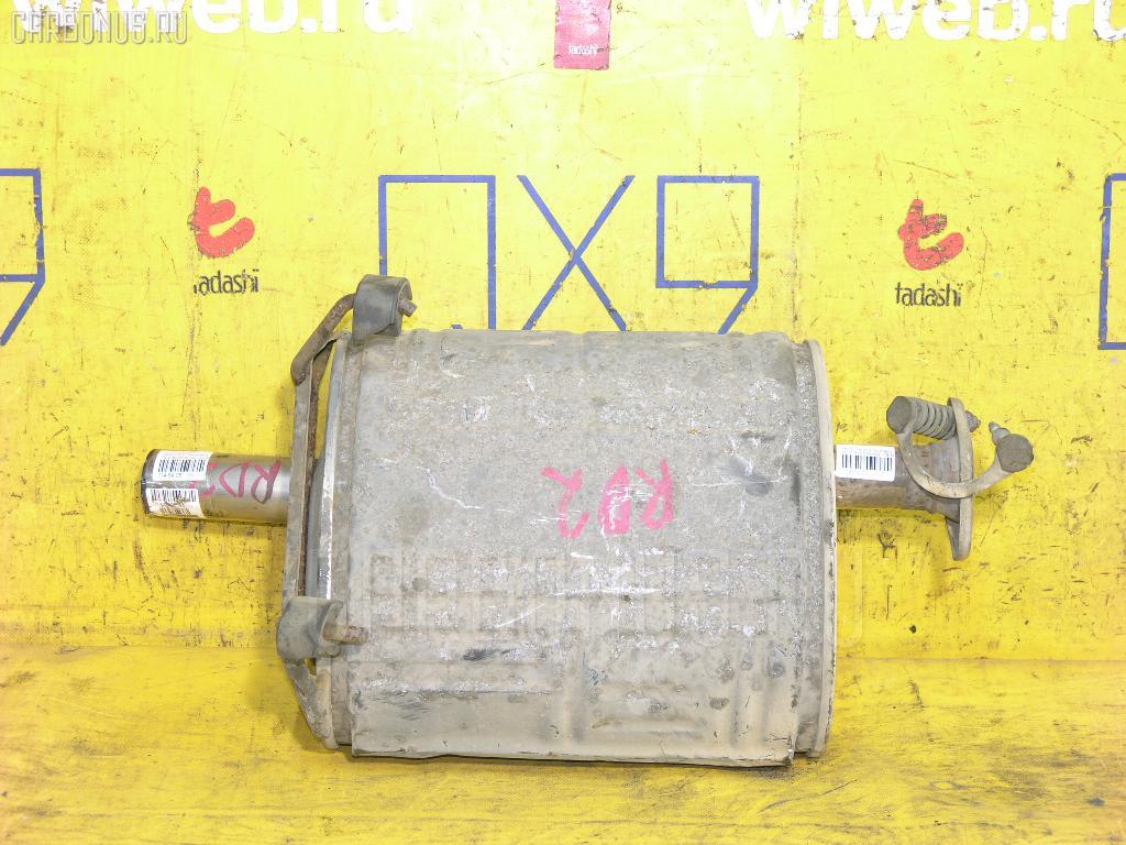Глушитель HONDA CR-V RD2 B20B. Фото 1