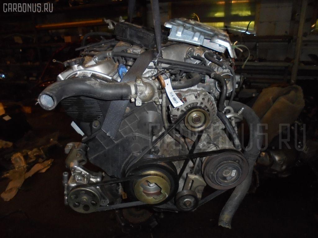 двигатель honda saber ua2 g25a