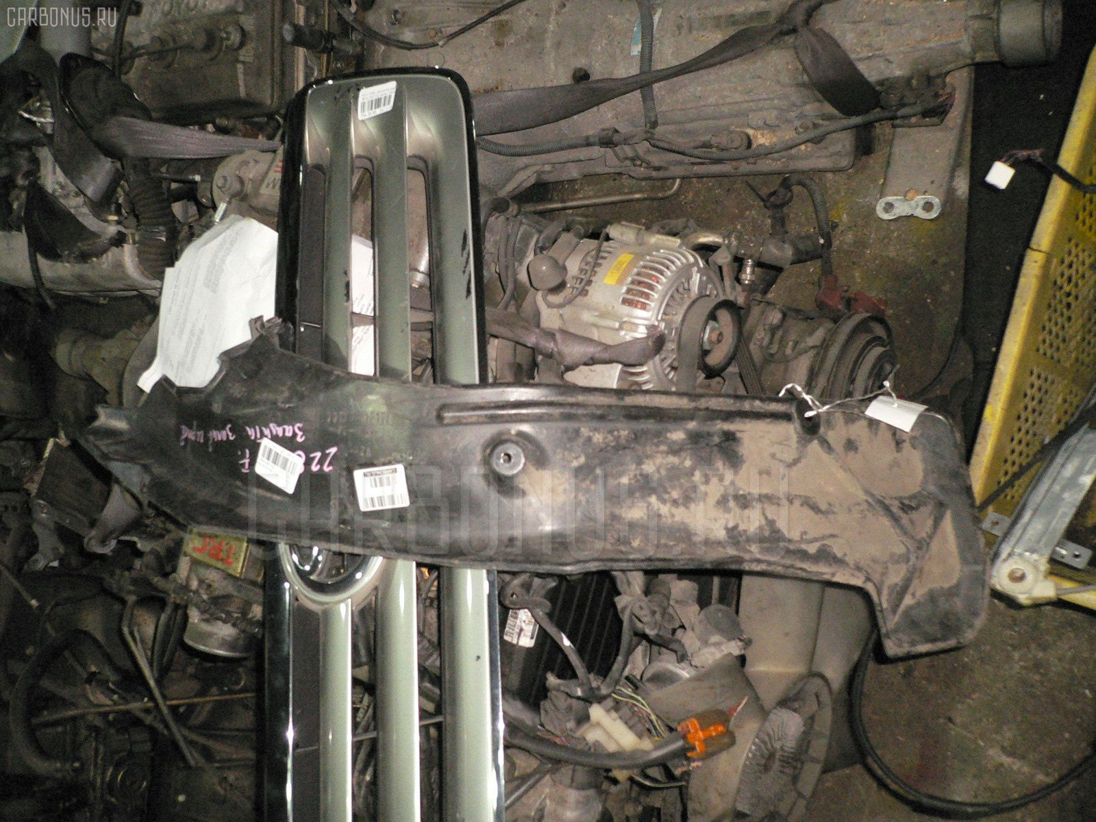Защита антигравийная Toyota Corolla fielder ZZE122G Фото 1