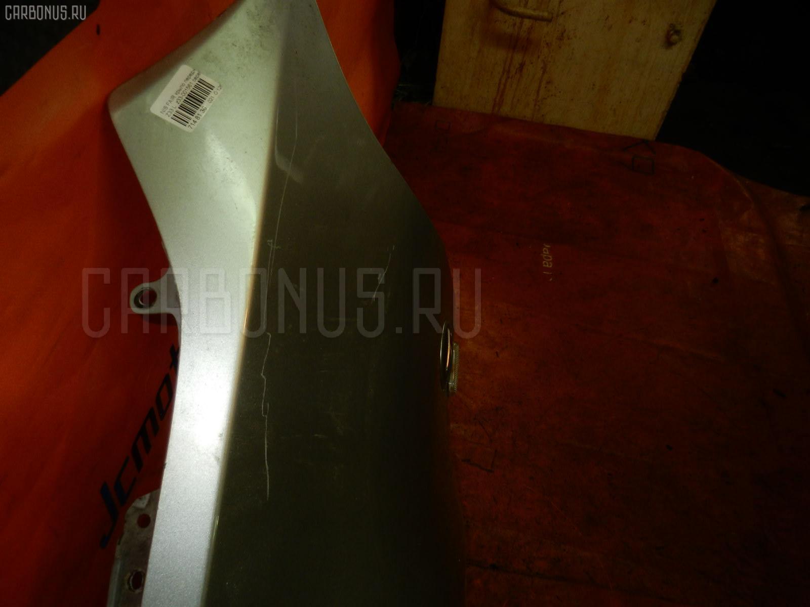 Крыло переднее NISSAN FAIRLADY Z Z33 Фото 1