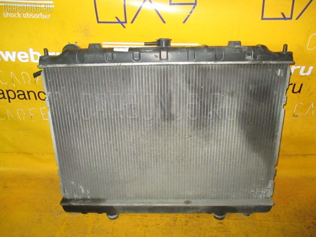 Радиатор ДВС NISSAN SERENA PC24 SR20DE Фото 2