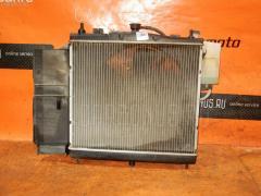 Радиатор ДВС NISSAN MARCH AK12 CR12DE Фото 2