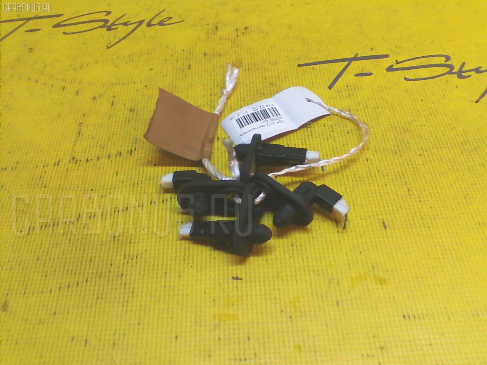 Выключатель концевой Toyota Vitz KCP90 Фото 1
