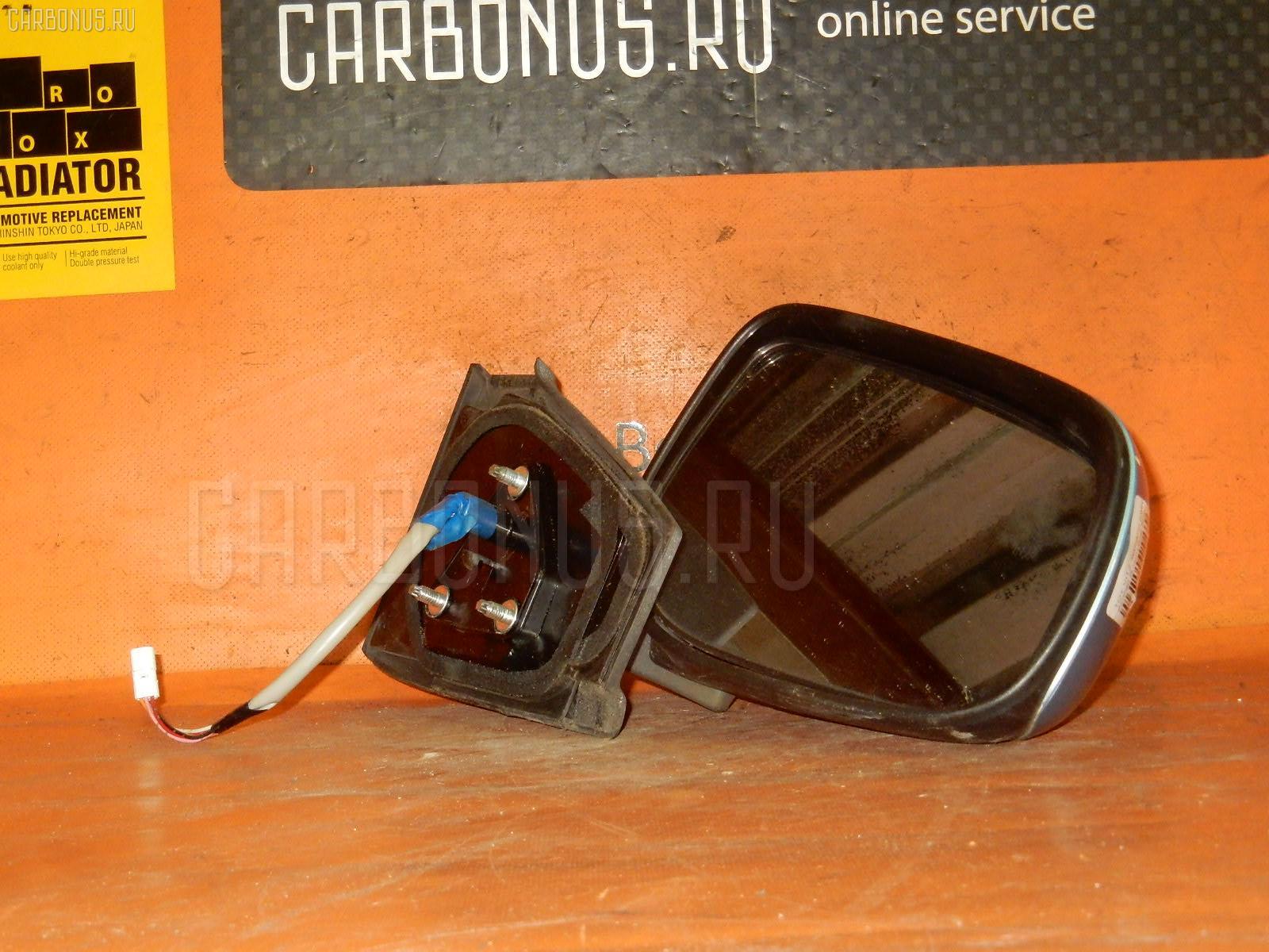 Зеркало двери боковой TOYOTA VITZ KCP90 Фото 2