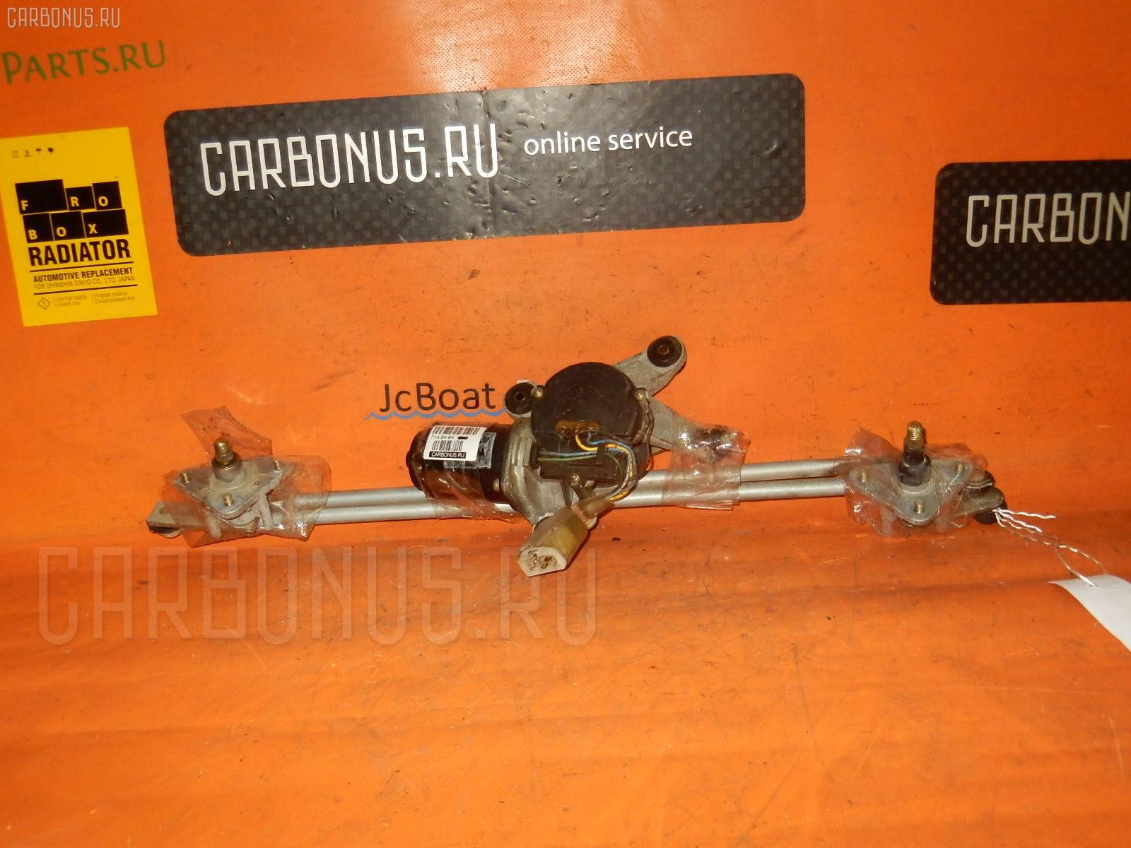 Мотор привода дворников SUBARU FORESTER SF5. Фото 5