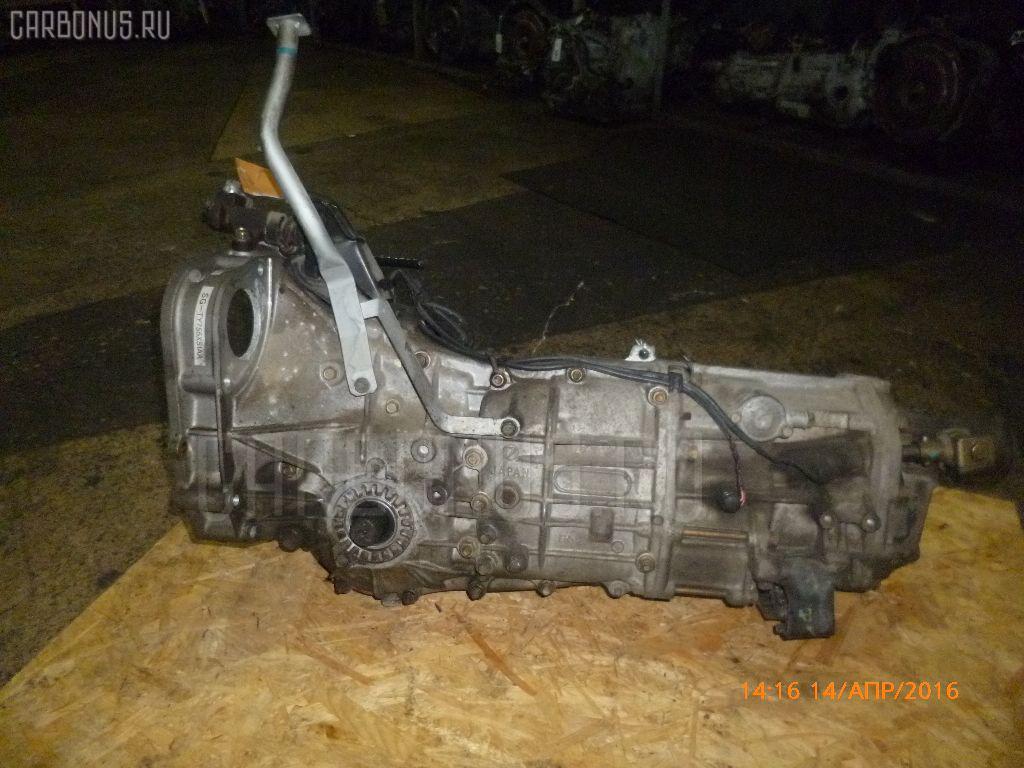 КПП механическая SUBARU FORESTER SF5 EJ201 Фото 2