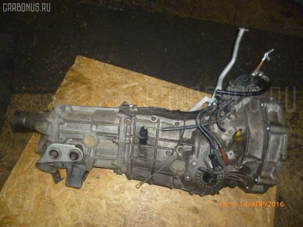 КПП механическая SUBARU FORESTER SF5 EJ201 Фото 5