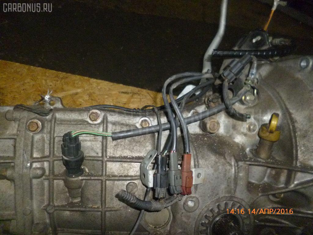 КПП механическая SUBARU FORESTER SF5 EJ201 Фото 6