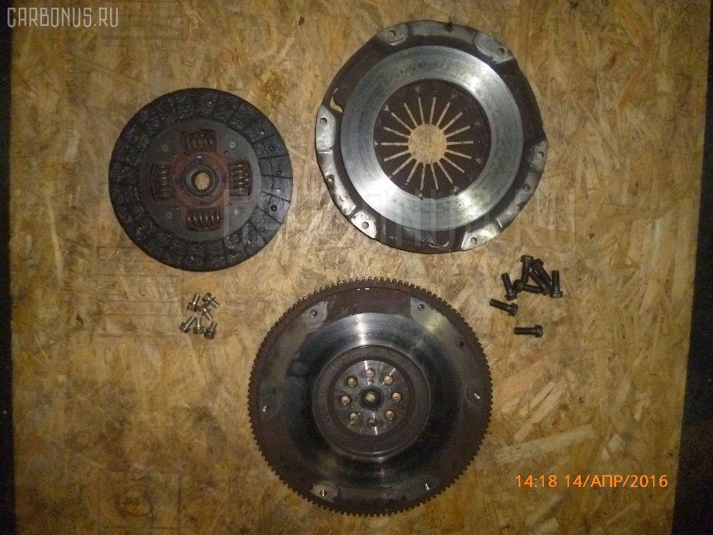КПП механическая SUBARU FORESTER SF5 EJ201 Фото 11