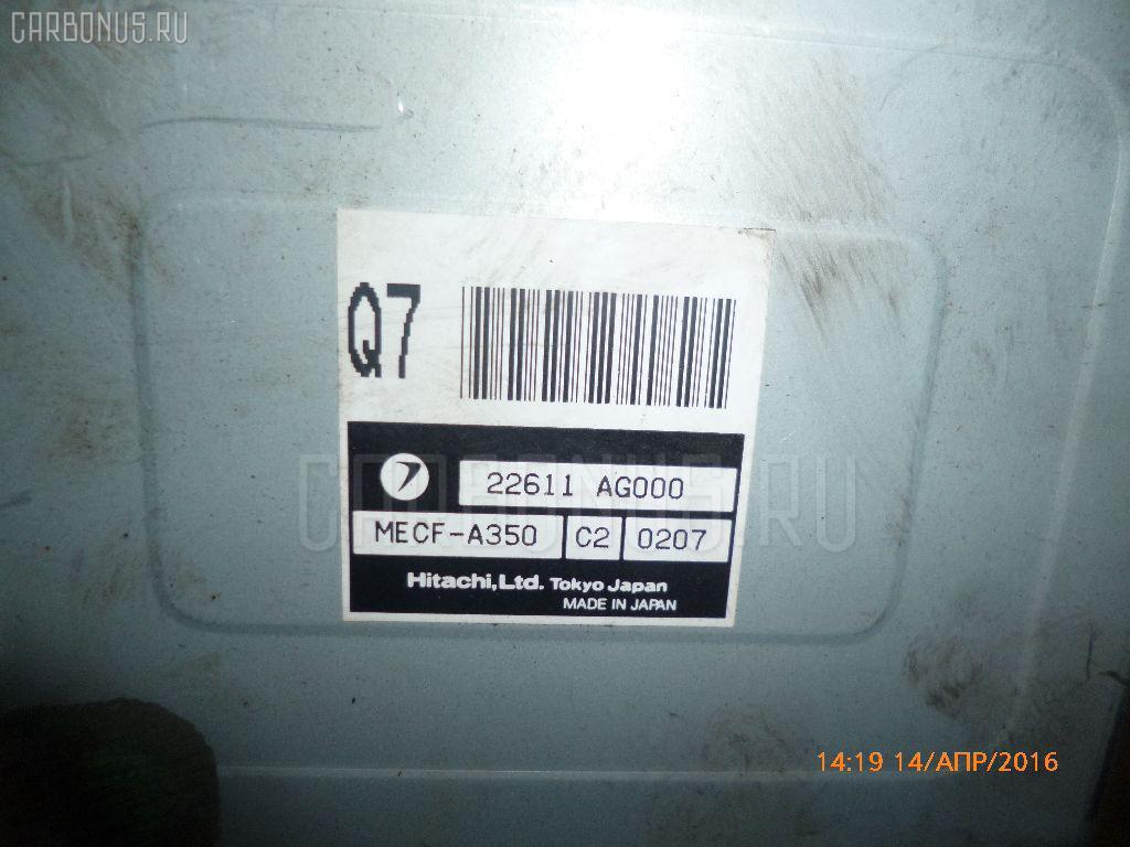 КПП механическая SUBARU FORESTER SF5 EJ201 Фото 14