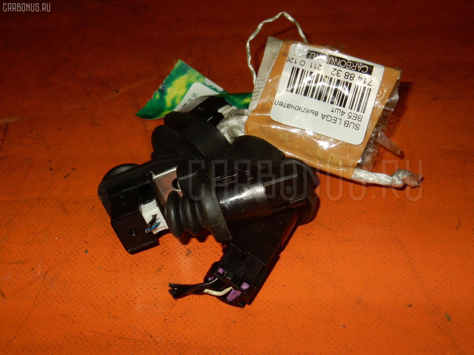 Выключатель концевой SUBARU LEGACY B4 BE5 Фото 1