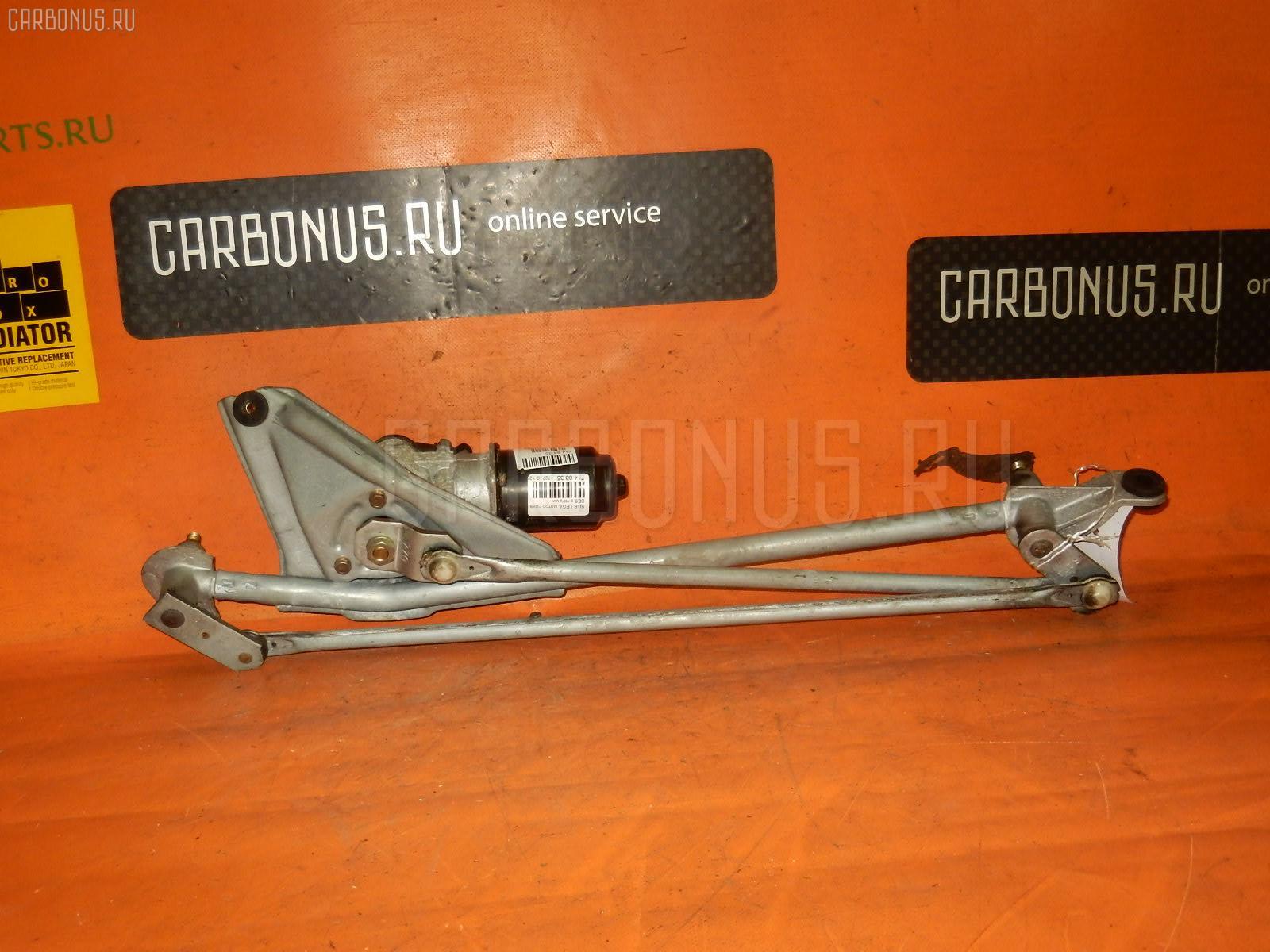Мотор привода дворников SUBARU LEGACY B4 BE5. Фото 11