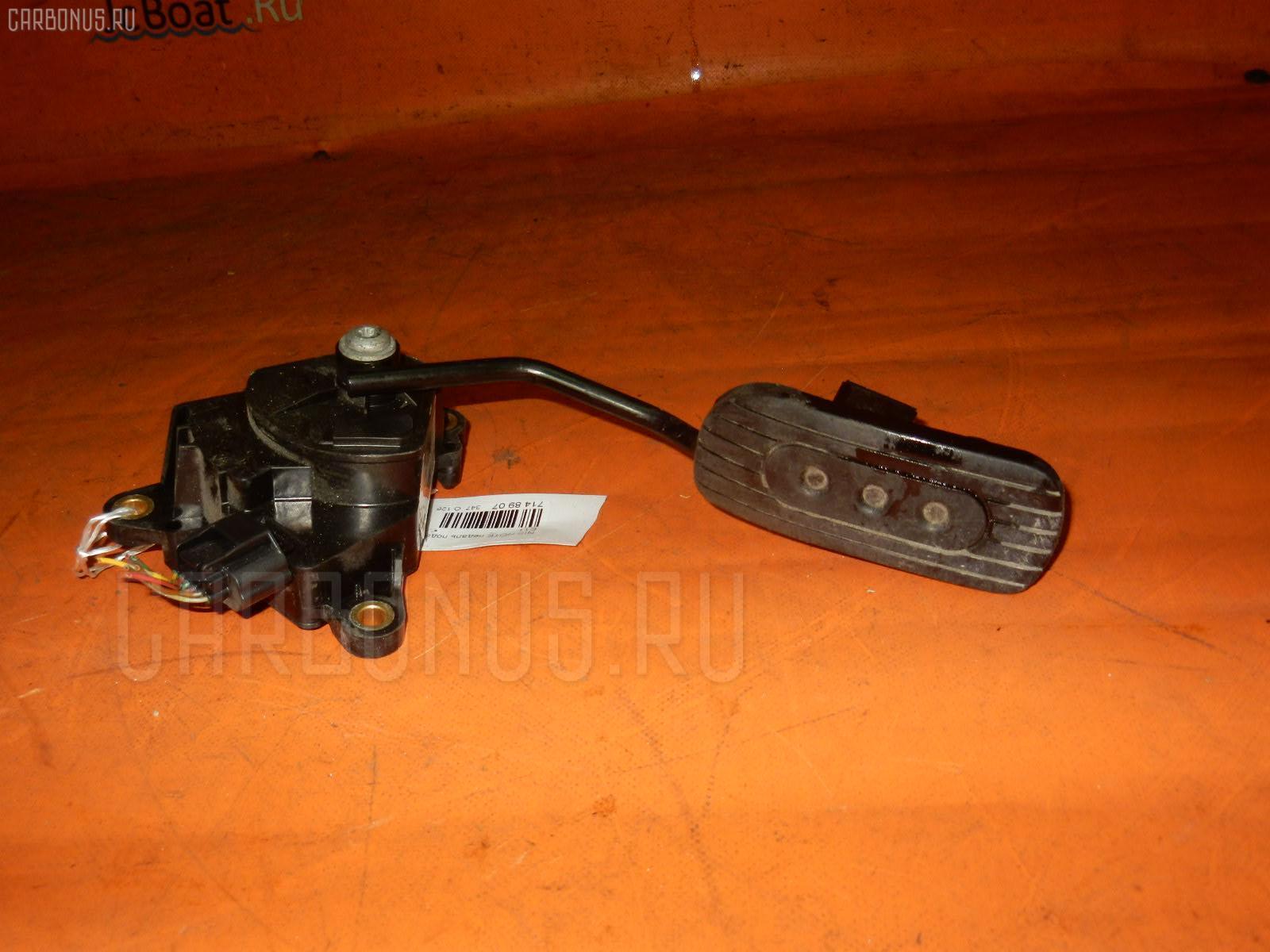 Педаль подачи топлива NISSAN NOTE E11 Фото 1