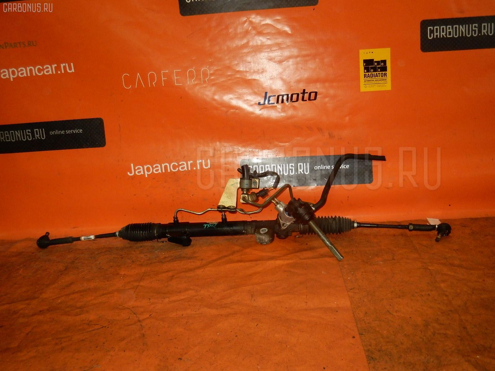 Рулевая рейка NISSAN PRIMERA TP12 QR20DE. Фото 9