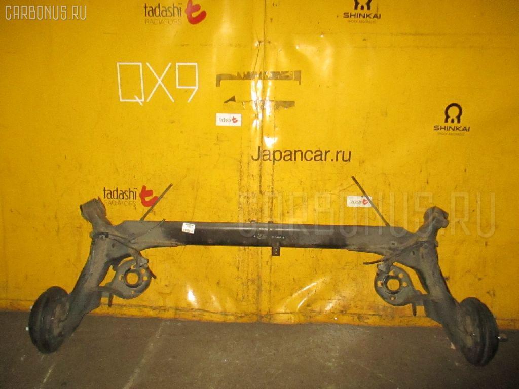 Балка подвески HONDA FIT GD3 L15A. Фото 9