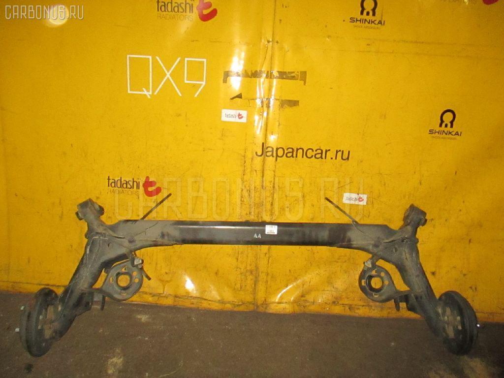 Балка подвески HONDA FIT GD1 L13A Фото 3