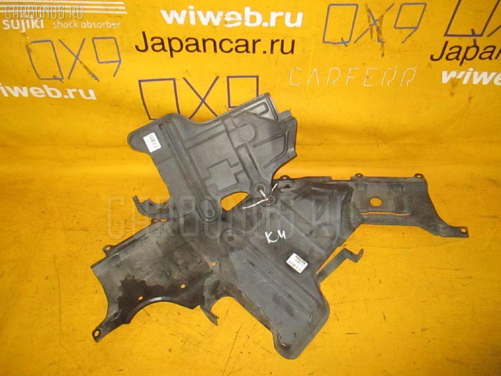 Защита двигателя NISSAN MARCH K11 CG10DE. Фото 7