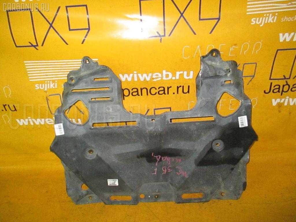 Защита двигателя NISSAN LAUREL HC35 RB20DE. Фото 4