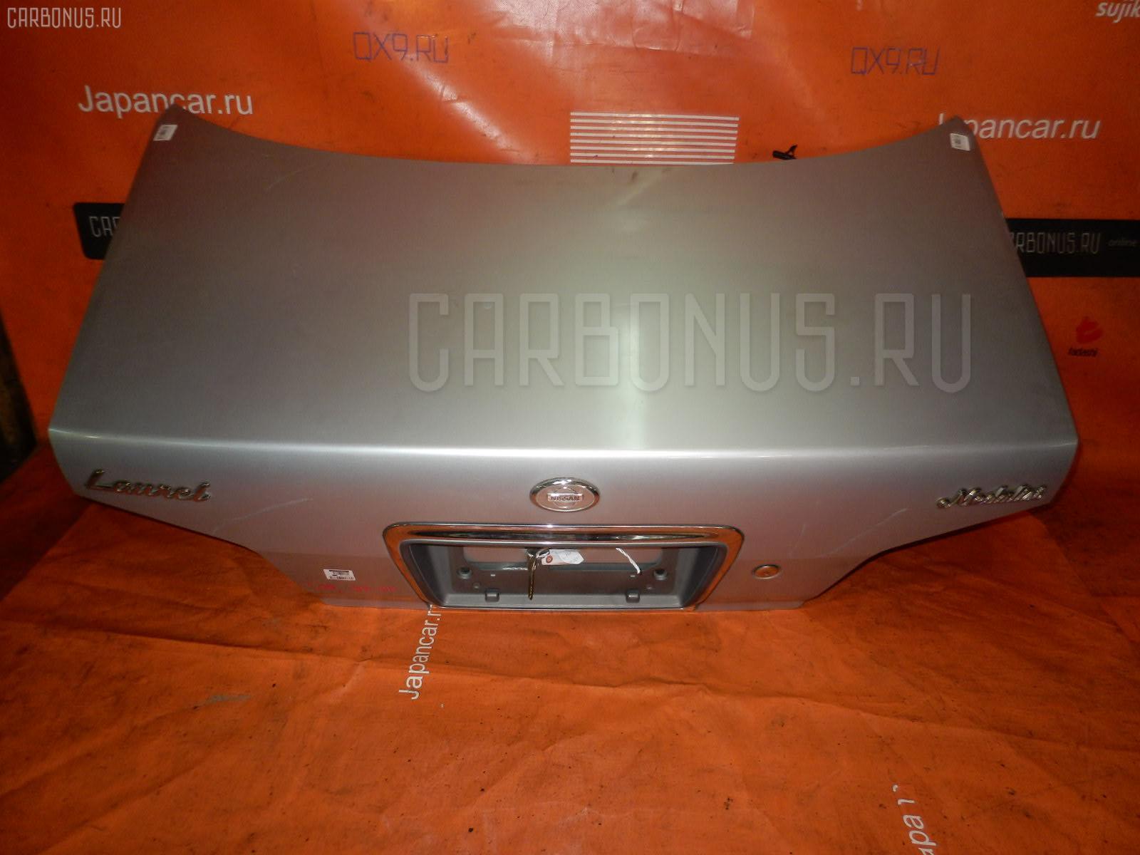 Крышка багажника NISSAN LAUREL HC35. Фото 2
