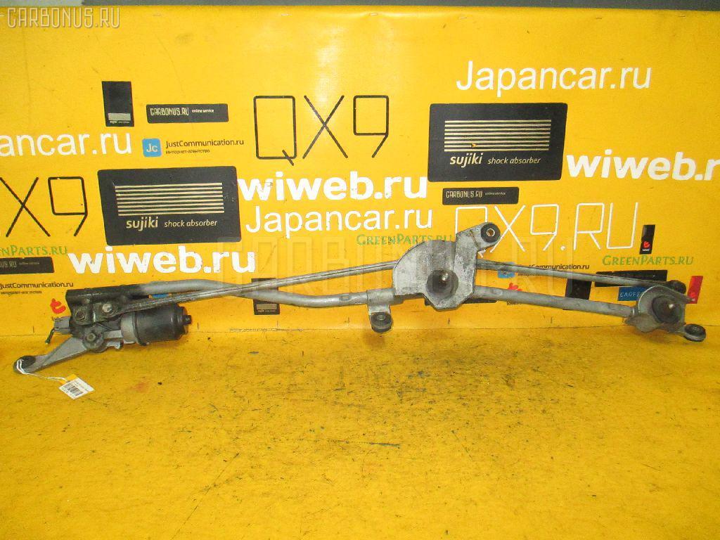 Мотор привода дворников NISSAN NOTE E11. Фото 3