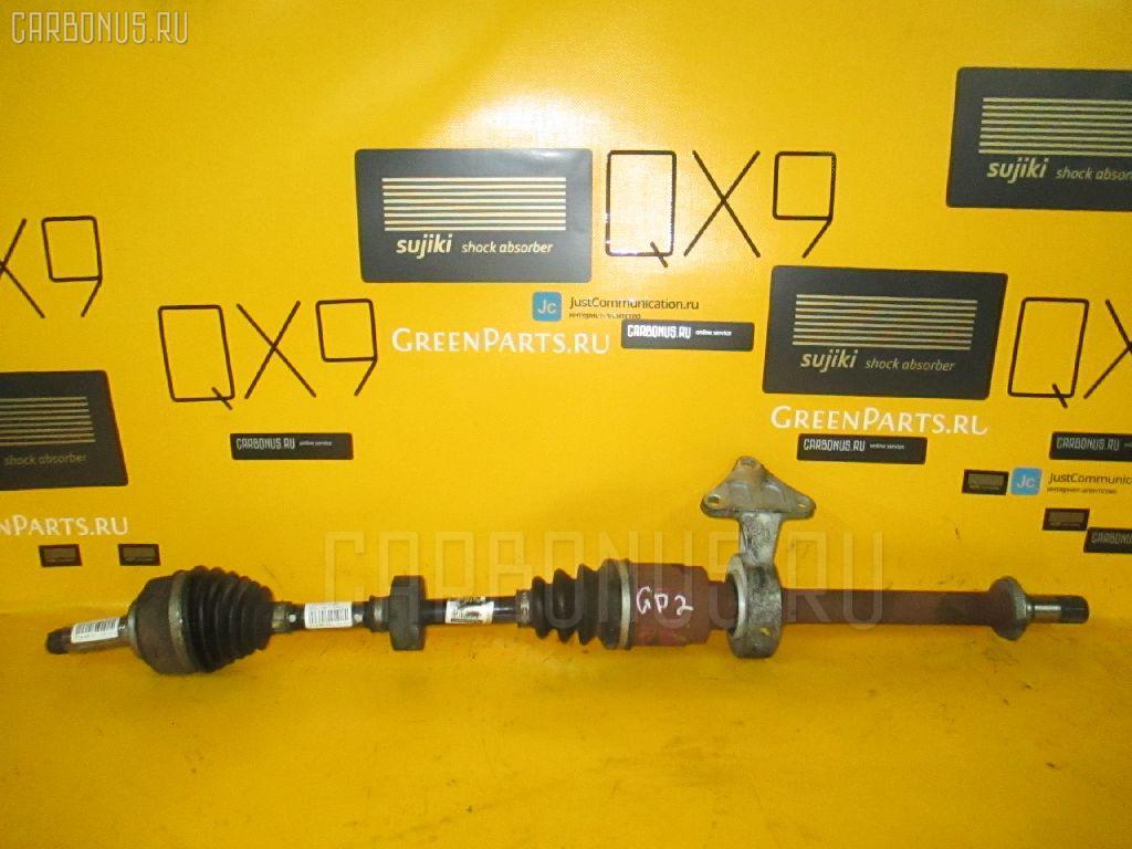 Привод HONDA FIT GD2 L13A. Фото 6