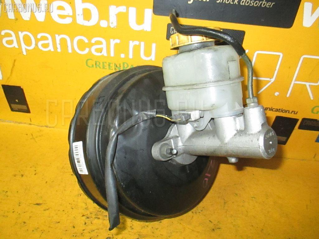 Главный тормозной цилиндр NISSAN CUBE Z10 CG13DE. Фото 8