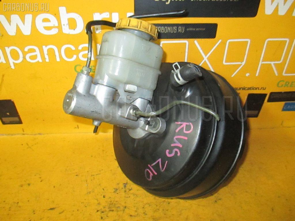Главный тормозной цилиндр NISSAN CUBE Z10 CG13DE. Фото 9