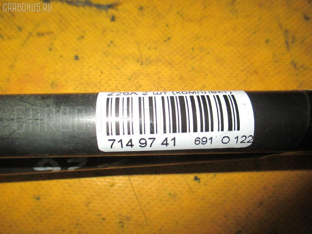 Амортизатор двери MITSUBISHI COLT Z26A Фото 2