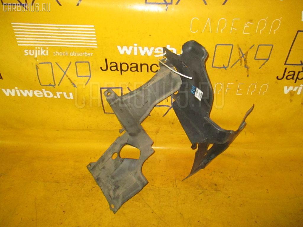 Защита двигателя HONDA CIVIC EU1 D15B. Фото 5