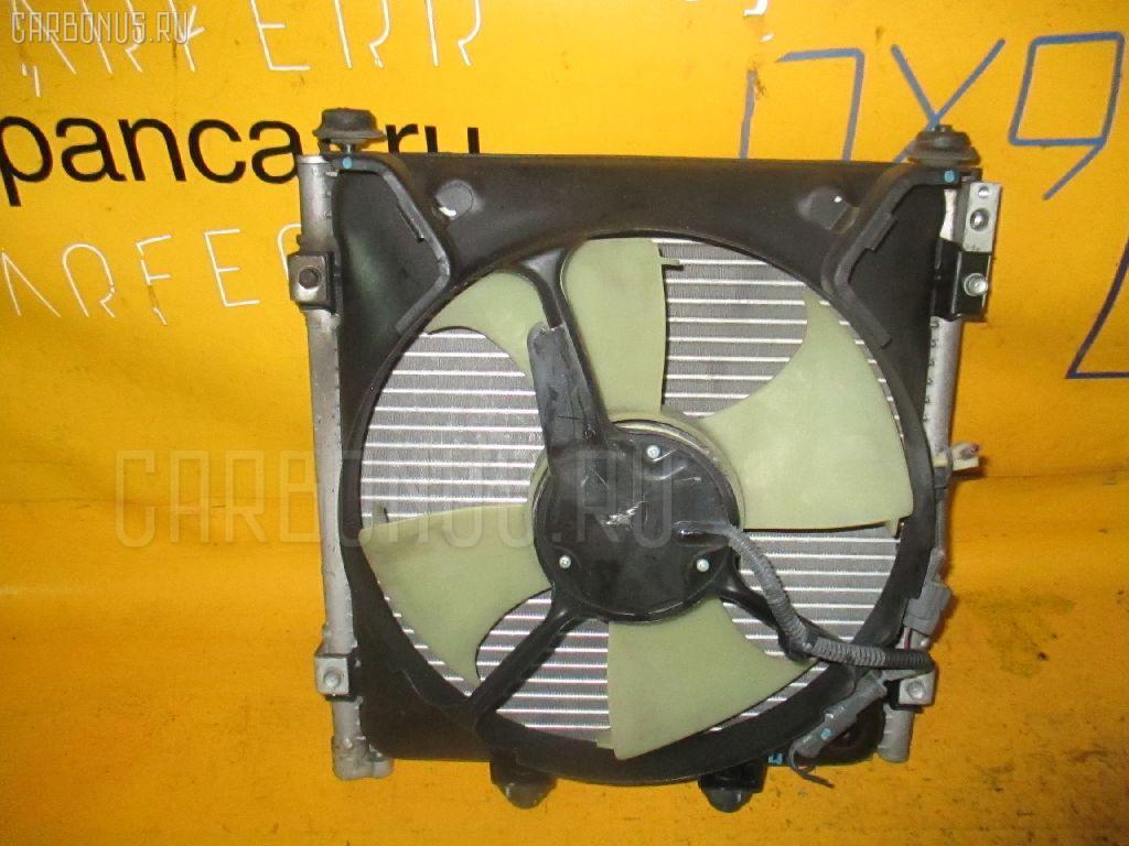 Радиатор кондиционера HONDA CAPA GA4 D15B. Фото 6