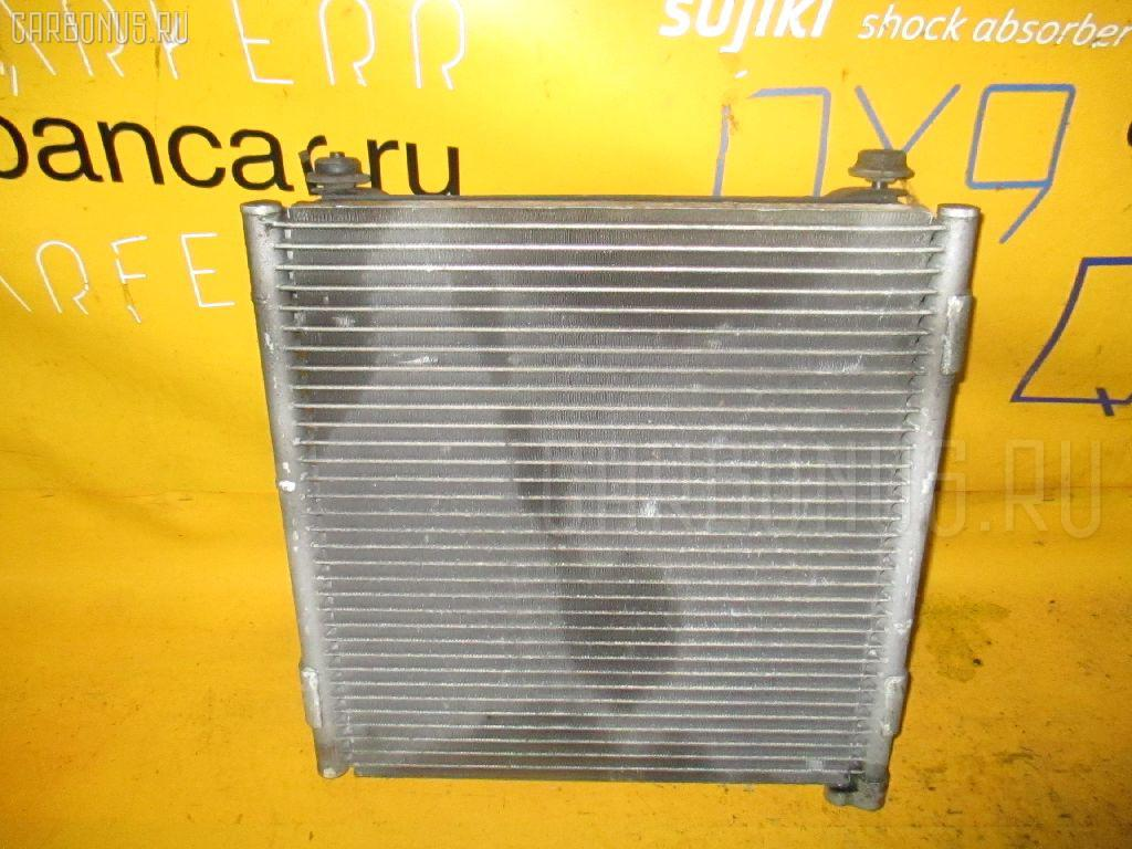 Радиатор кондиционера HONDA CAPA GA4 D15B. Фото 7