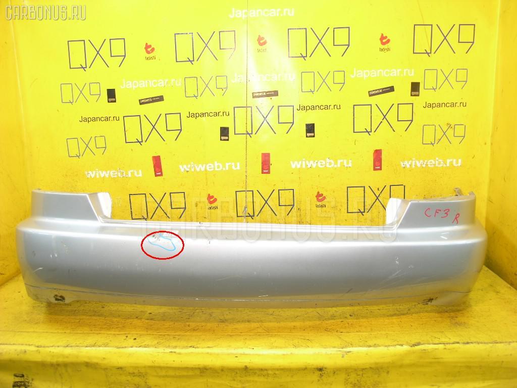 Бампер HONDA ACCORD CL3. Фото 6
