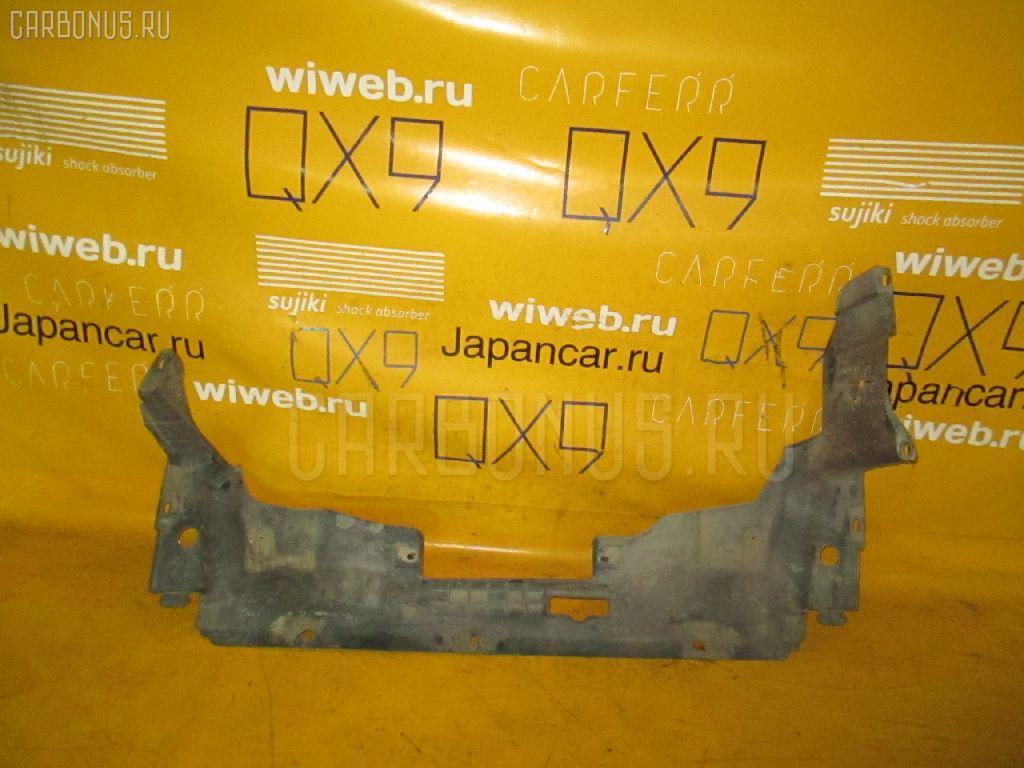 Защита двигателя HONDA ACCORD CL3 F20B. Фото 5