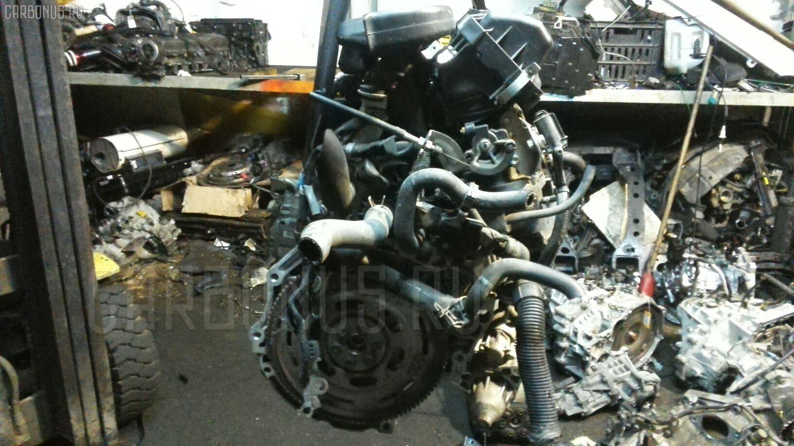 Двигатель DAIHATSU MOVE L175S KF-VE. Фото 1