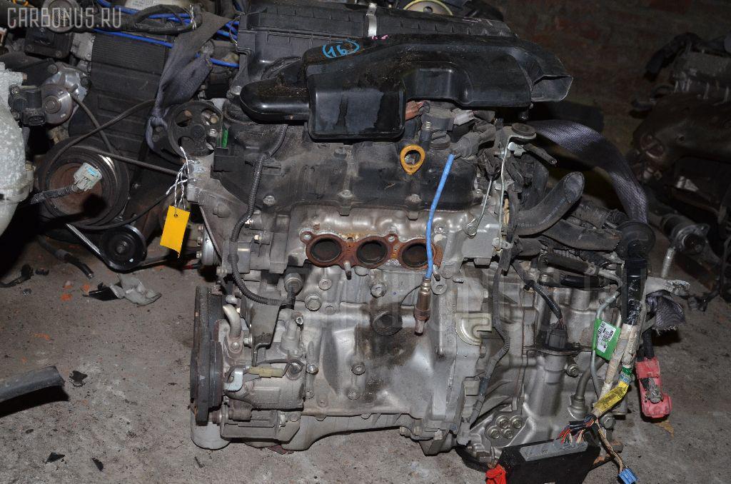 Двигатель DAIHATSU MOVE L175S KF-VE. Фото 5