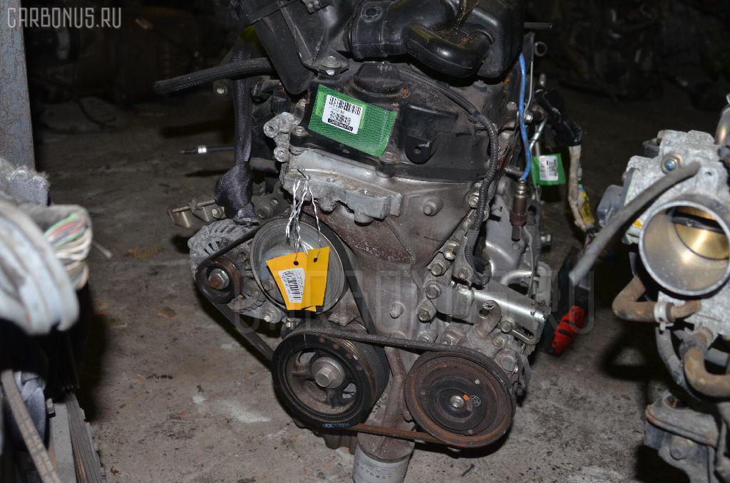 Двигатель DAIHATSU MOVE L175S KF-VE. Фото 7