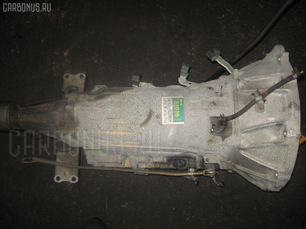 КПП автоматическая TOYOTA PROGRES JCG11 2JZ-GE. Фото 9