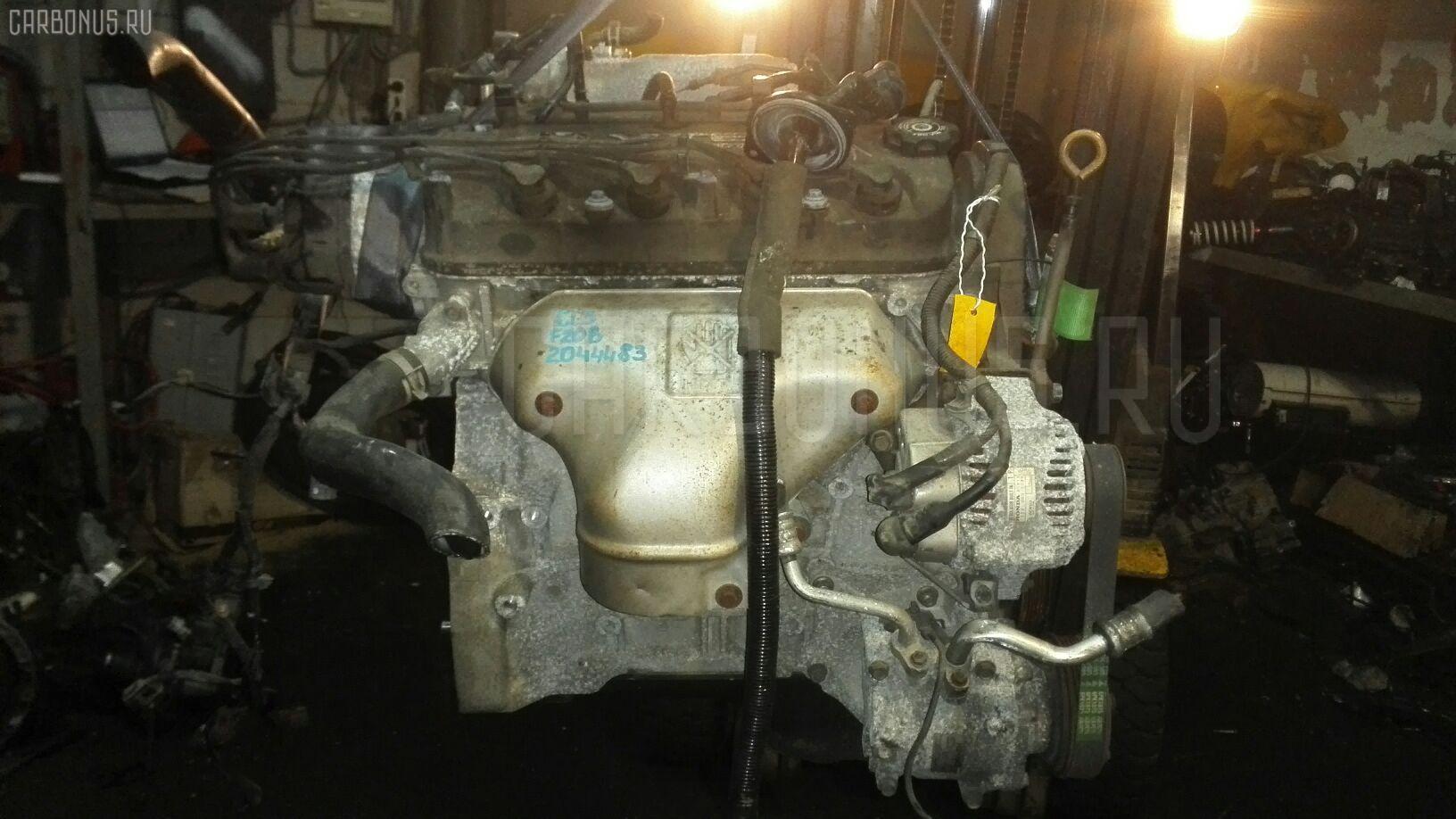 Двигатель HONDA ACCORD CL3 F20B Фото 4